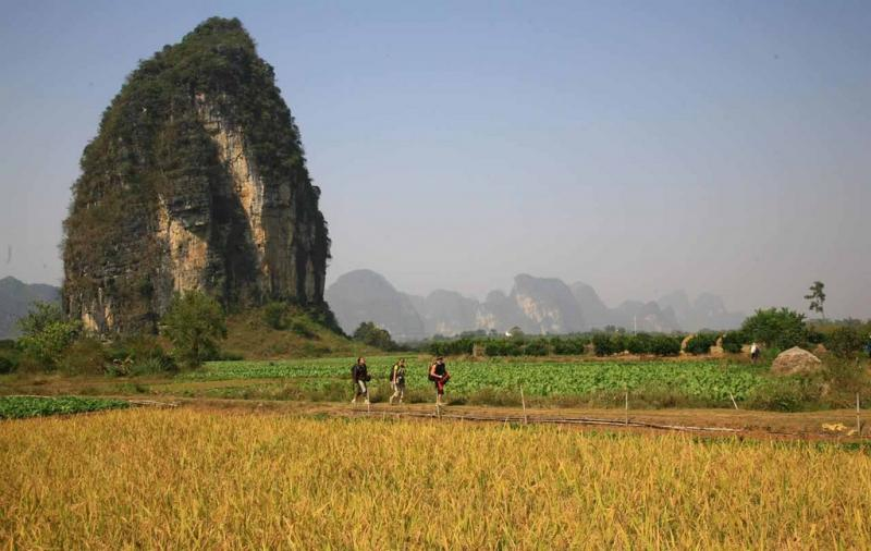 Yangshuo Outdoor Activities