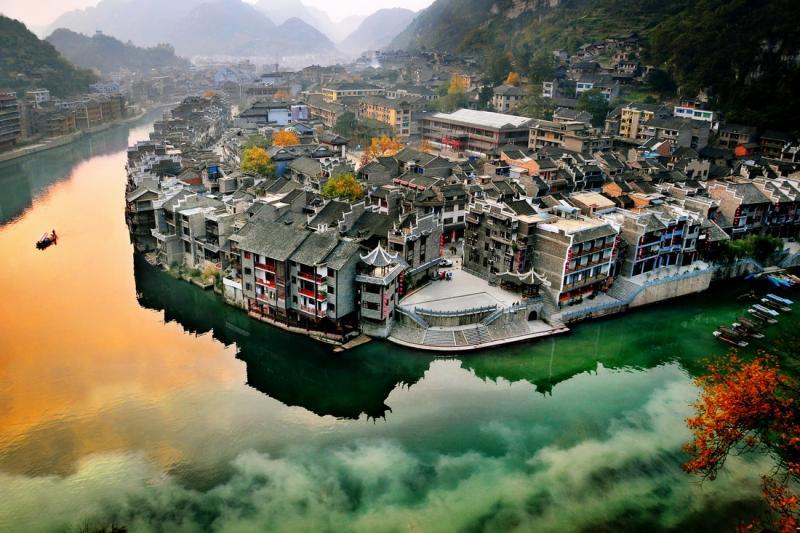 Trip to Zhenyuan Guizhou