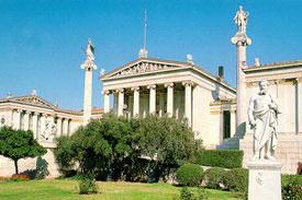 Academia de Atenas Grecia