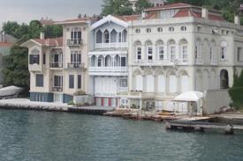 Istanbul_Turkey_Bosporus_Houses Istanbul Athens Delphi Vacation