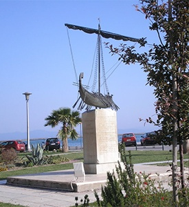 Volos_Greece_Argo_Sclupture