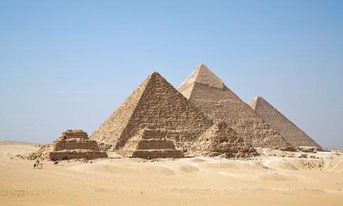El Cairo Egipto Al Gizah Pirámides