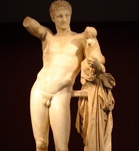 Olympia_Greece_Hermes
