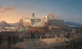 Atenas Grecia La Reconstrucción de la Acrópolis
