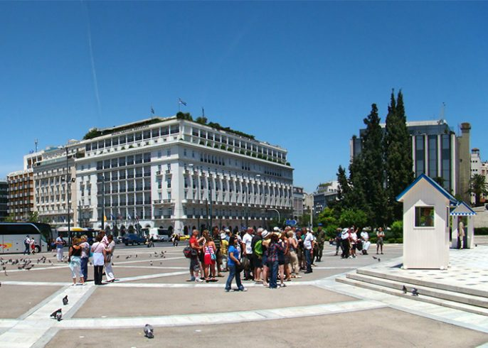 Athens_Greece_The_Syntagma_Square