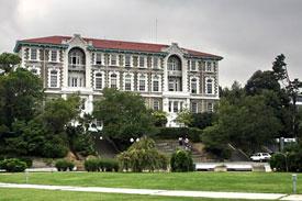 Istanbul_Turkey_Bosphorus_University