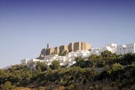 Patmos_Island_Greece_The_Castle
