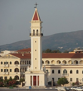 Zakynthos_Greece_Saint_Dionysos_Church