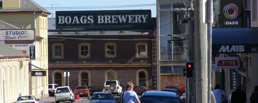 Launceston's Famous Boags Brewery