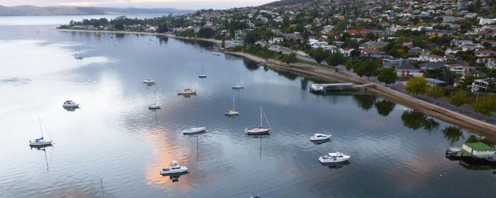Derwent River - Hobart