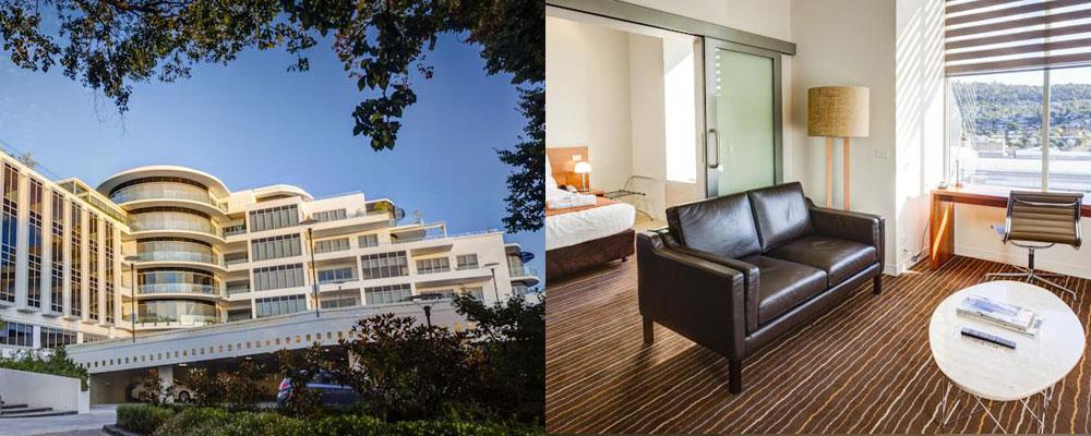 Mantra Hotel Charles - Launceston - One Bedroom Spa Apartment