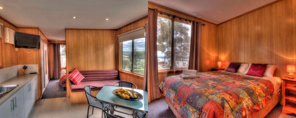 Self Contained Cabin at Big4 Iluka - Coles Bay