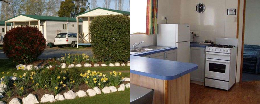 Cabin Accommodation at Discovery Holiday Park Launceston Hadspen
