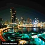 Vista de la ciudadde Panamá en la noche