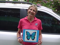 Judith Tovar propietaria de Easy Travel Panama