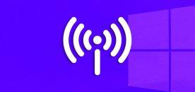 Create a Wi-Fi Hotspot Using Command Prompt on Windows 10