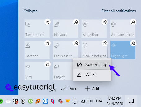 Snip And Sketch How To Open Windows Tutorial 6
