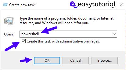 Fix Start Menu Doesnt Open Problem Solution Solved Windows 10 2 Powershell Task