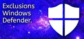 How to Exclude Folder or File in Windows Defender on Windows 10