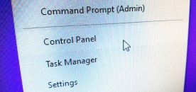 """How to Edit """"Win+X"""" Menu for Free on Windows 10"""