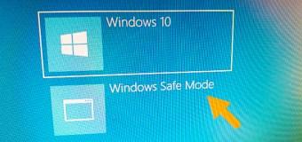 Bcdedit Add Safe Mode Boot Windows 10 Boot Menu Startup Msconfig Easy Tutorial