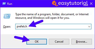 Clean C Drive Windows 10 Speed Up Pc Computer Fast Boost 7 Prefetch Run