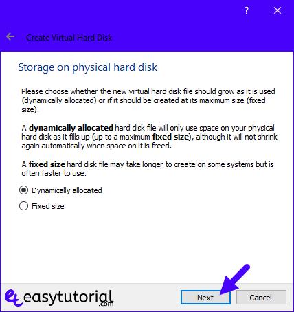 Virtualbox Create Virtual Machine Windows 10 Uefi 6