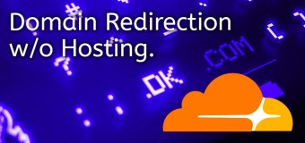 Domain Name Redirect Redirection Without Hosting Web Cloudflare Cpanel Dns Easy