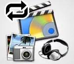 Convertir des : Vidéos, Photos et Audios à n'importe quelle extension !
