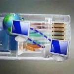 Lier 2 Ordinateurs Ethernet