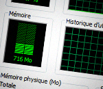 Comment diminuer l'utilisation de la RAM avec SuperFetch !