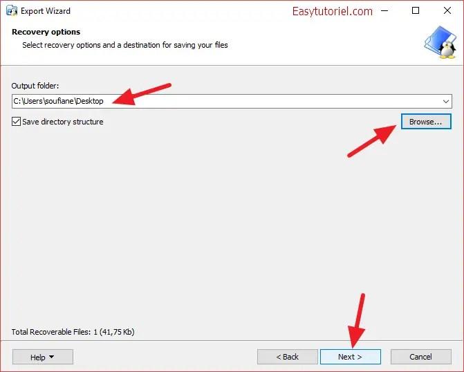 05 linux reader lire partition windows
