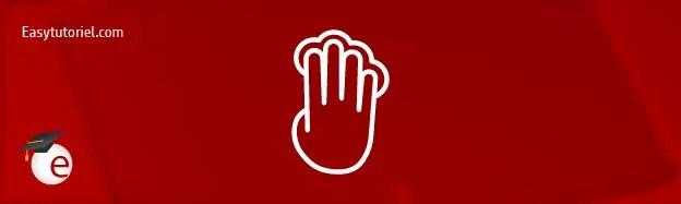 touchpad mouvement windows 9
