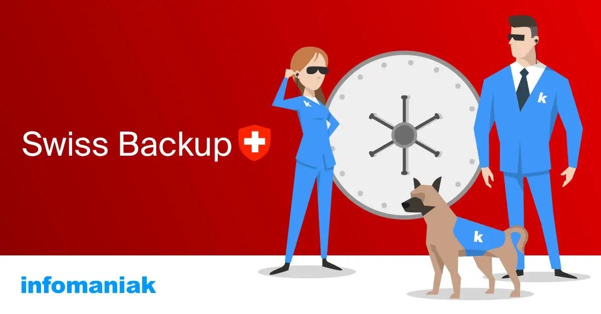Swiss Backup Windows Android Tutoriel En Ligne Gratuit Infomaniak Easy Sauvegarde