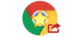 Comment exporter ses favoris de Google Chrome