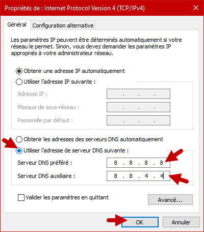 Accelerer Telechargement Google Chrome Windows 6 Google Dns