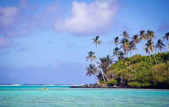 Las actividades náuticas en Rarotonga : Vela en Rarotonga - Islas Cook