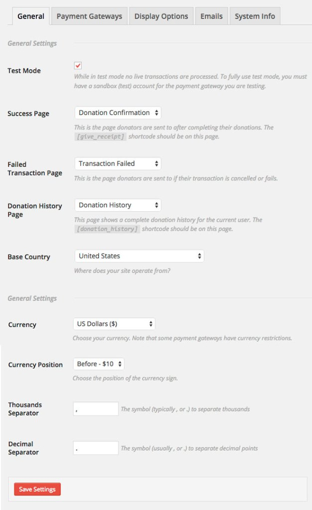 Give-Donation-Settings-General-WordPress-Plugin