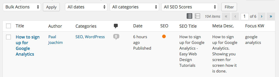WordPress-SEO-Plugin-All-Posts-Pages-overview