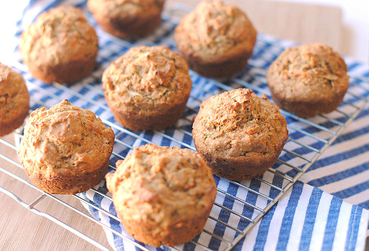 Protein Breakfast Muffins | Eat Yourself Skinny