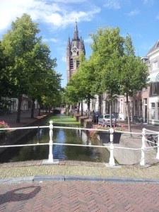 Delft-  a beautiful town for a stroll