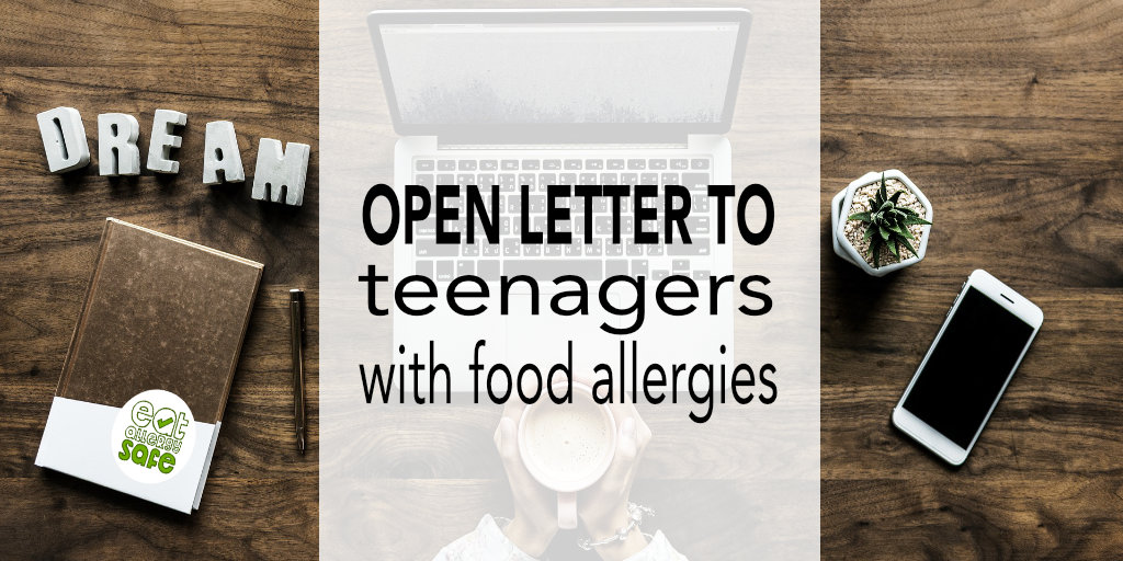An Open Letter to Allergy Teens From a Grownup Allergy Kid