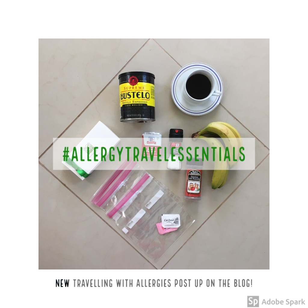 8 allergy travel essentials when self catering