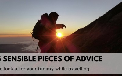 5 Precautions To Take With Your Diet Whilst Travelling