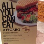 Figaro Eat All You Can Price Promo