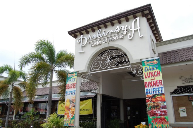 Eat All You Can - Probinsya - Davao City