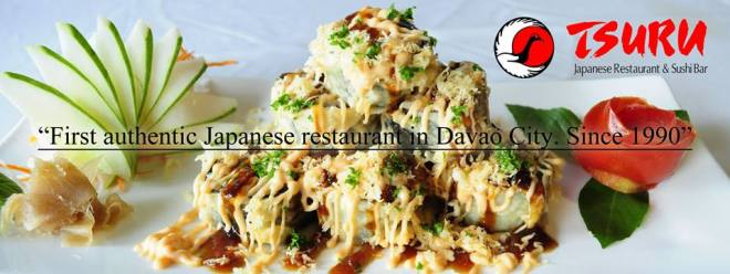 Eat All You Can In Davao - Tsuru Japanese Restaurant