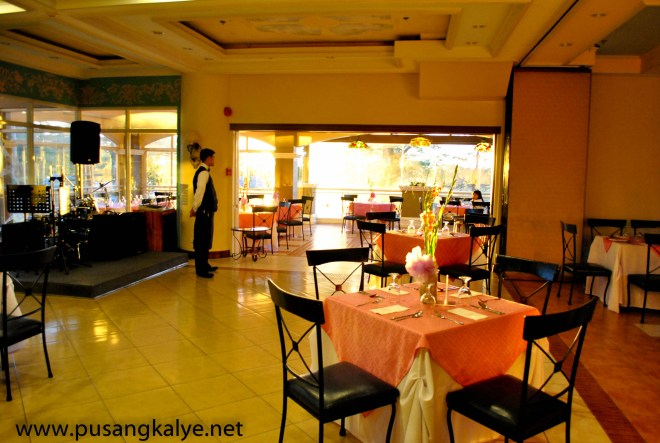 Eat All You Can Baguio - Flora Cafe at Hotel Elizabeth