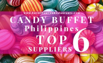 Candy Buffet Philippines