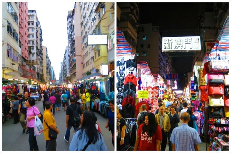 Ladies Market Hong Kong 2
